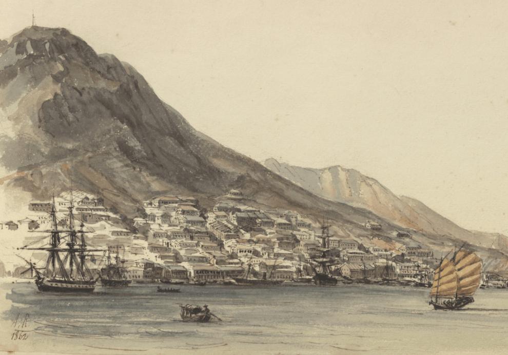 1.Hong Kong : Présences françaises (1918-1941)